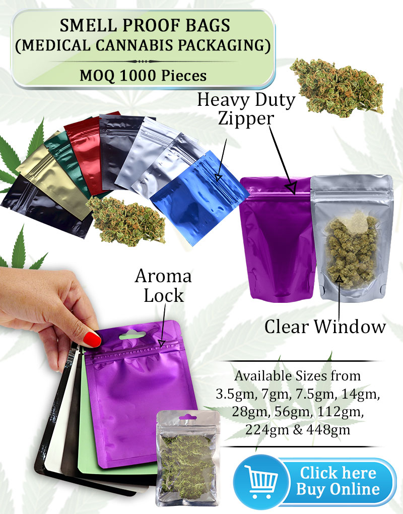 Smell Proof Bags PouchMakers