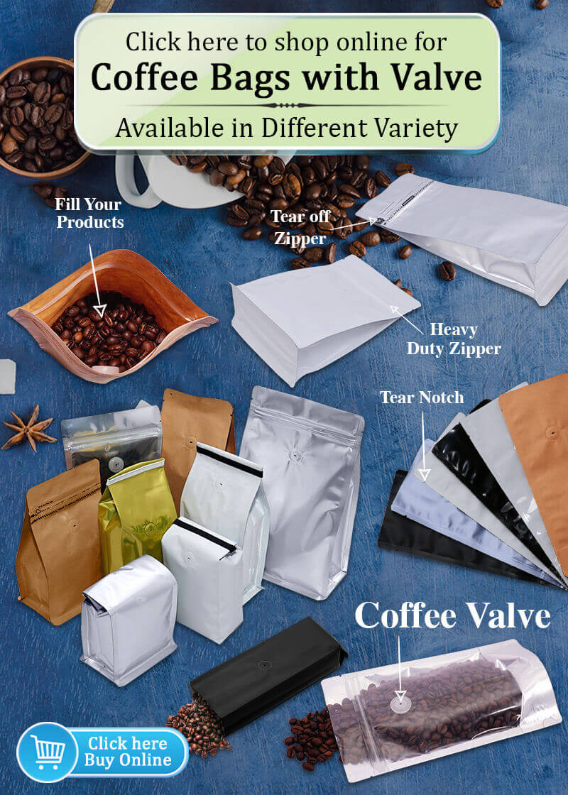 Coffee Bags PouchMakers