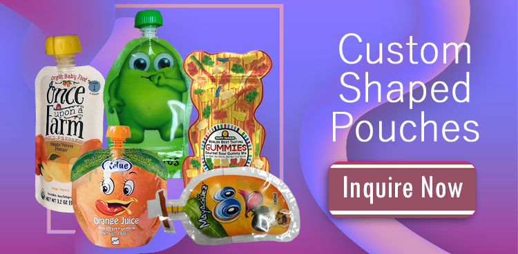 Custom Shaped Pouches PouchMakers